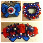 Eyeball Ball Kreepsville Cuff