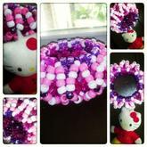Hello Kitty UFO Cuff
