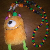 Halloween Necklace ????