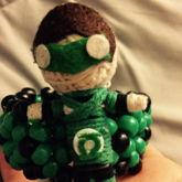 Green Lantern X-base Cuff