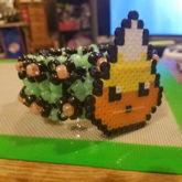 Kawaii Candy Corn Cuff