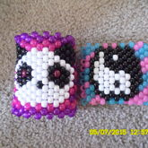 Panda Cuff And Yin Yang Cuff.