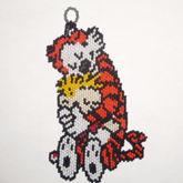 Calvin And Hobbes Hugging