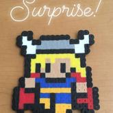 Thor perler