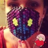 Chandelure Mask