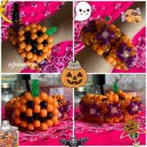 Halloween/Pumpkin Cuff!!