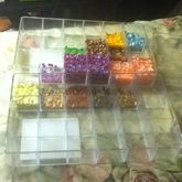 Sorting Perlers That Don't Fit In Snap Case