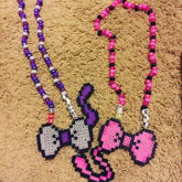 Pokemon Couple Necklace <3