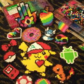 Perler Bead Collections 1