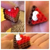 Pearler Bead Pie