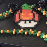 Perler Pumpkin