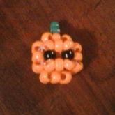 Small 3d Pumpkin