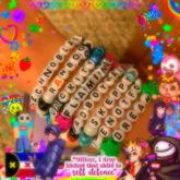 Youtuber Bracelets, Mcyt,flamingo Etc