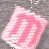 Pink Monster Energy Cuff