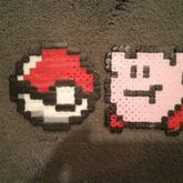 My First 2 Perlers! ^.^
