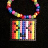 Rainbow Single With Face