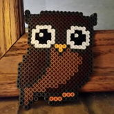 Owl Perler