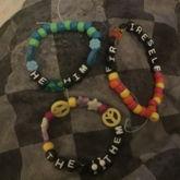 Pronoun Single Bracelets!!!