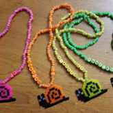 Snailed It Necklaces