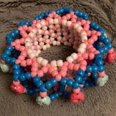 Cotton Kandi Donut Carousel Cuff