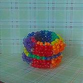 Rainbow Small Rotator Cuff