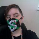 Slytherin Mask