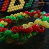 Triad Bracelet (Rasta)