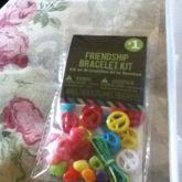 Friendship Bracelet Kit For A Dollar From Walmart !