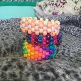 My Multistitch Cuffs <3
