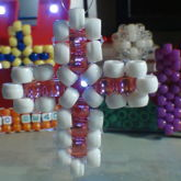 Bead Cross [Peyote Stitch]