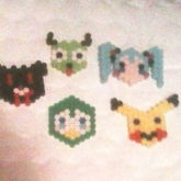 Fuse Bead Things I Made