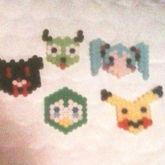 Fuse Bead Things I Made
