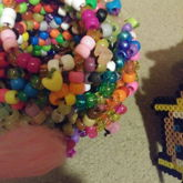Troll Cuff Close Up