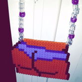 Booty Perler Necklace