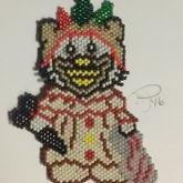 Twisty The Clown (from American Horror Story Freak Show) Hello Kitty