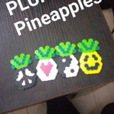 PLUR Pineapples