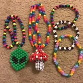 Kandi Necklaces/Chokers! !