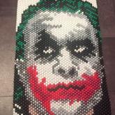 Heath Ledger As The Joker..