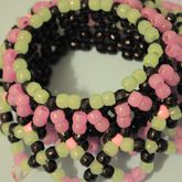 BIG Glow In The Dark KANDI CUFF