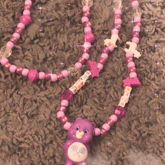 Share Bear Kandi Necklace