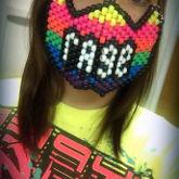 First Mask Rage