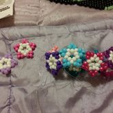 Finished Star Cuff Side