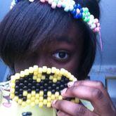 Flower Head Band 2