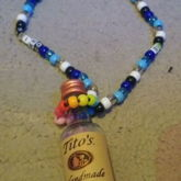Vodka Necklace