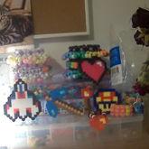 My Little Kandi Area Of My Desk Ig