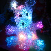 25 L.e.d Lights In Kandi Bear