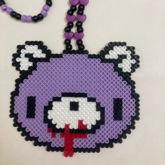 Purple Gloomybear