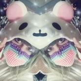 Korilakkuma Mask Outfit