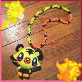Moshi Monsters Jeepers Necklace