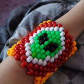 Alien Cuff !!(I Did Not Make This Design!)